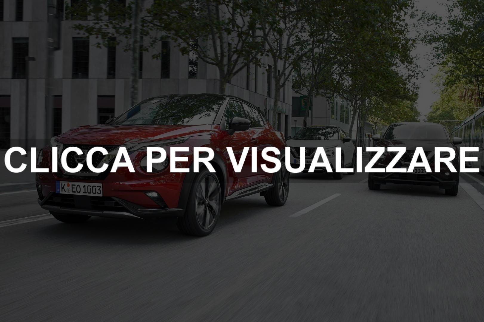 Nuovo Nissan Juke 2020 prezzi dimensioni motori 1