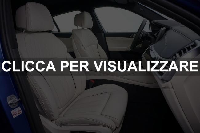 Immagine abitacolo nuova BMW X6 2020