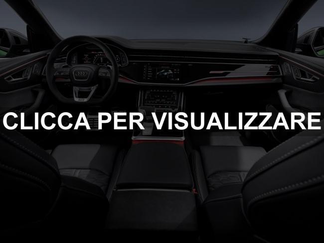 Immagine interni nuovo Suv da 600 cv Audi RS Q8