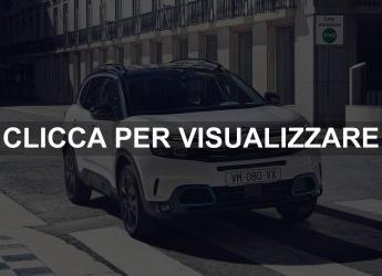Immagini e prezzo nuova Citroen C5 Aircross ibrida 2020