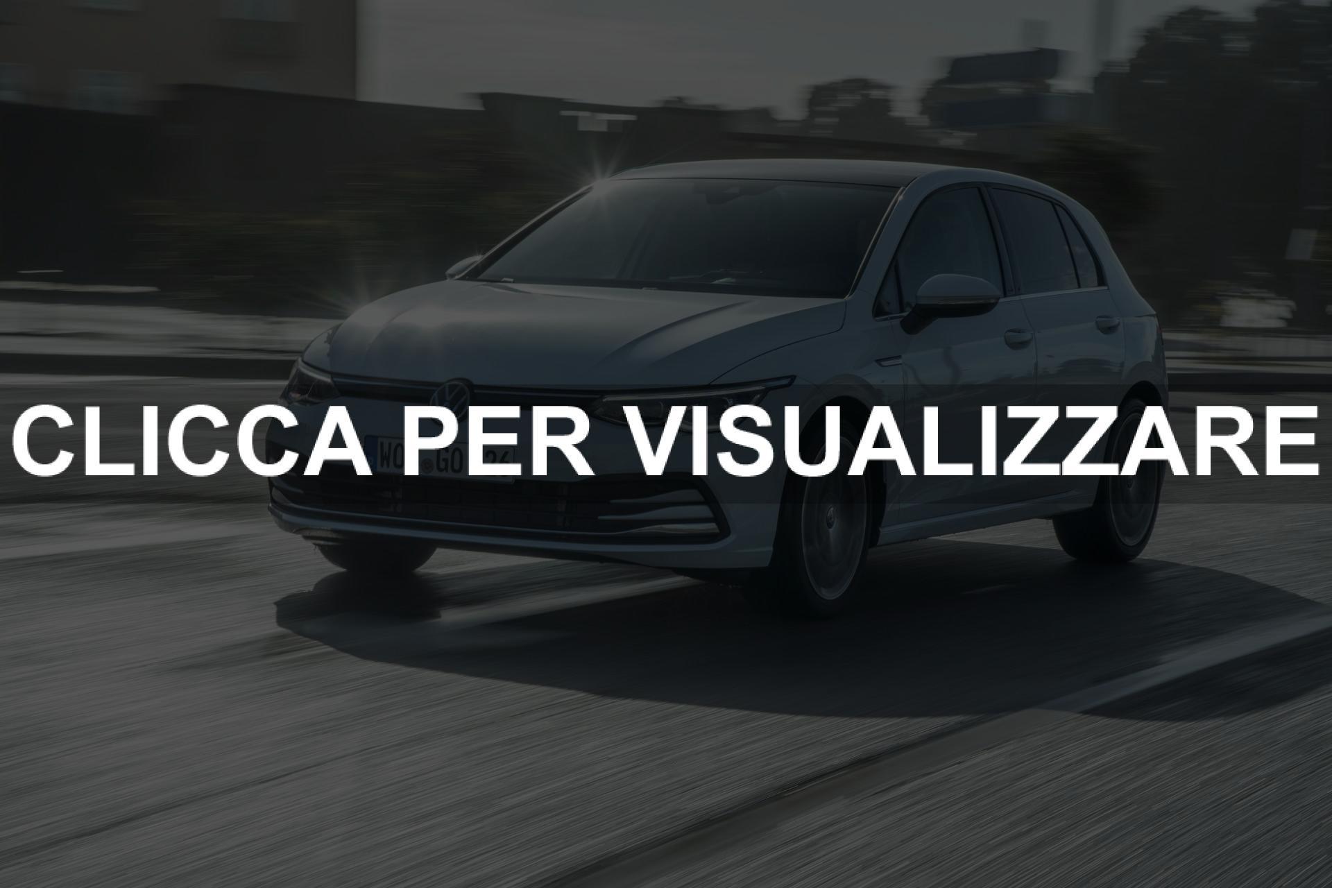 Immagini nuova Volkswagen Golf VIII