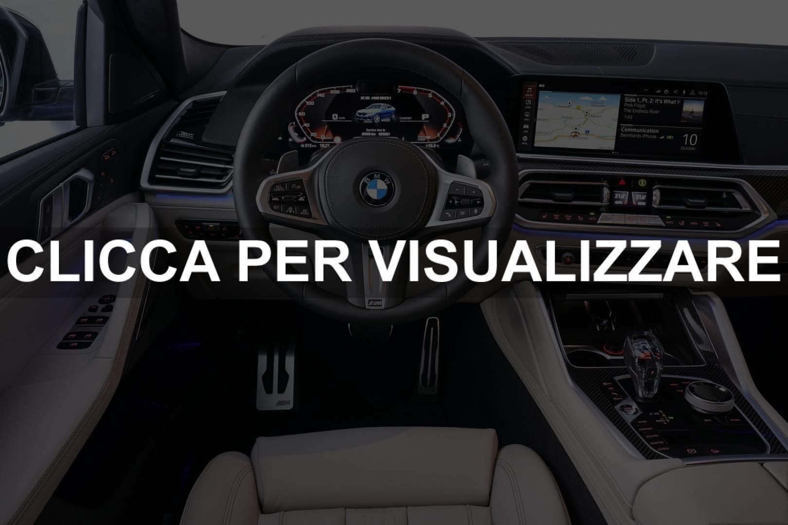 Interni BMW X6