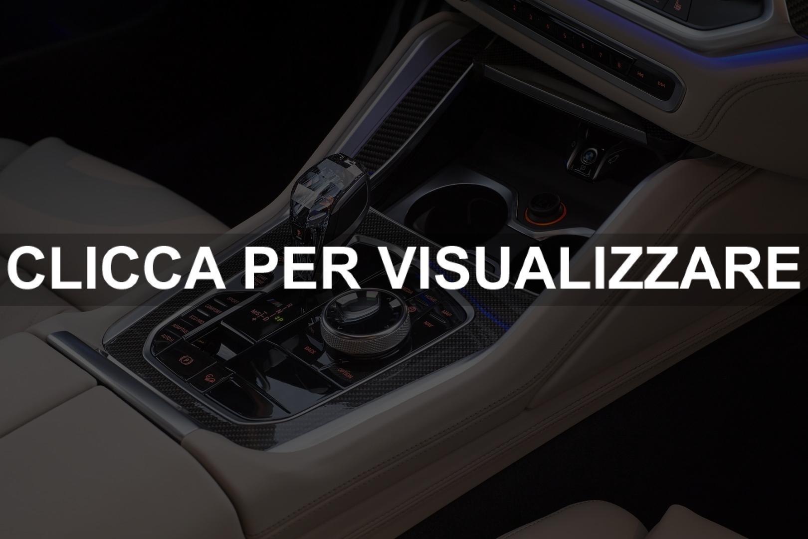 Leva cambio automatico nuova BMW X6 2020