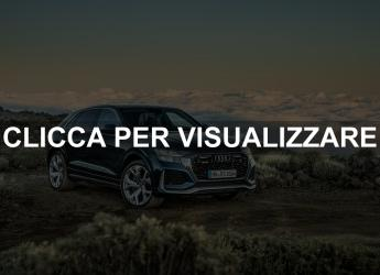 Nuove Foto Audi RS Q8 2020
