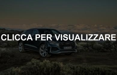 Nuove Foto Audi RS Q8 2020