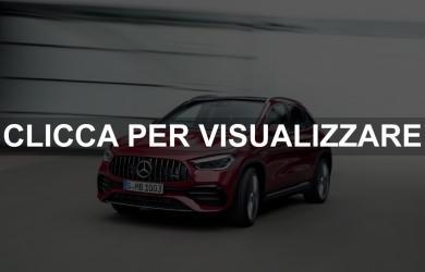 Nuova Mercedes AMG GLA 35 4Matic 2020 da 306 cv