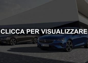 Nuove Opel Insignia 2020