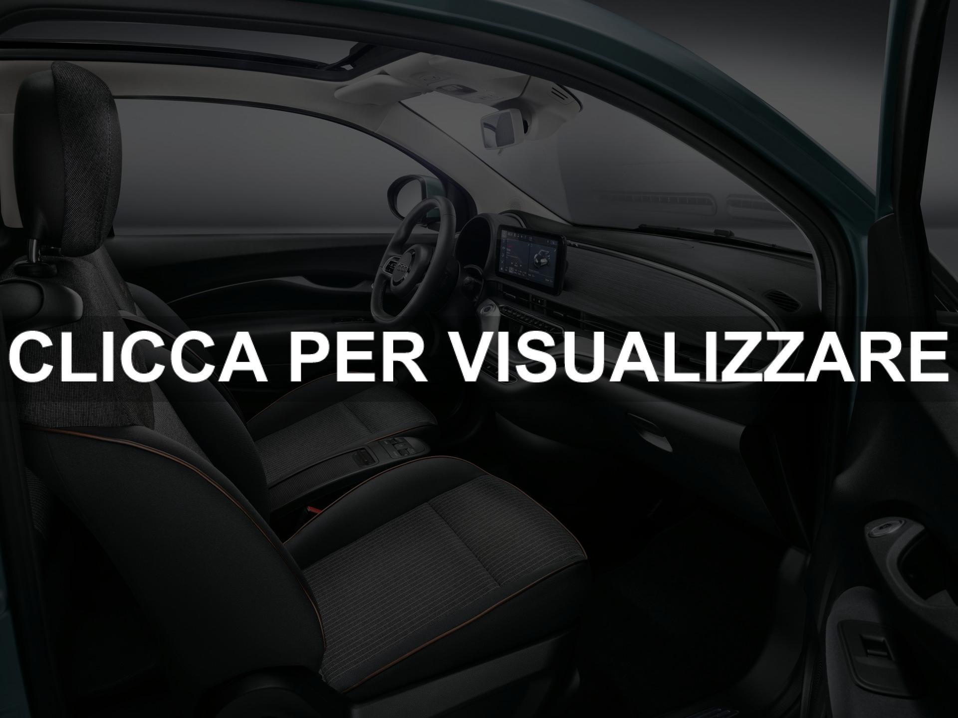 Immagine Interni nuova Fiat 500 elettrica