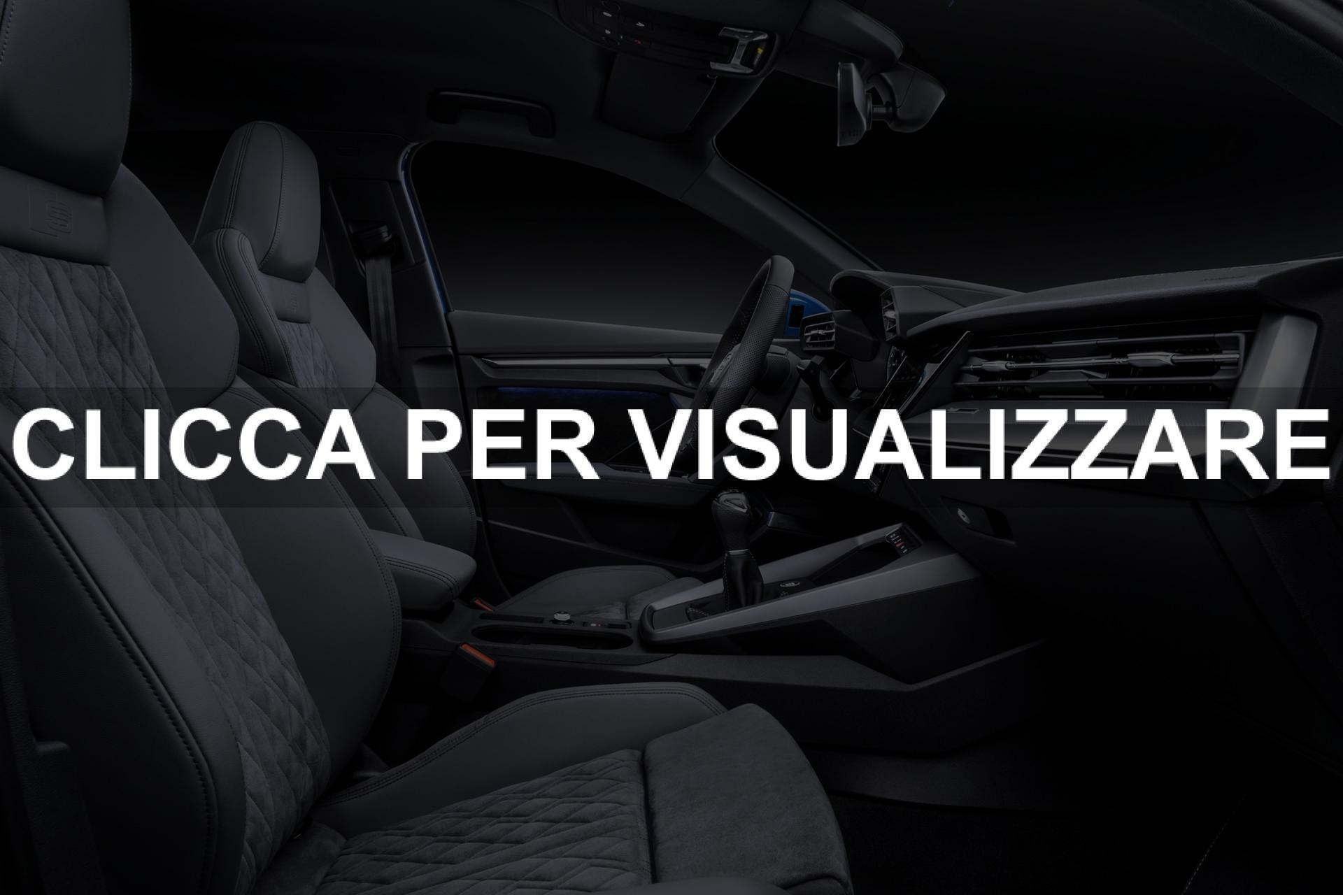 Immagine abitacolo e sedili nuova Audi A3 Sportback 2020