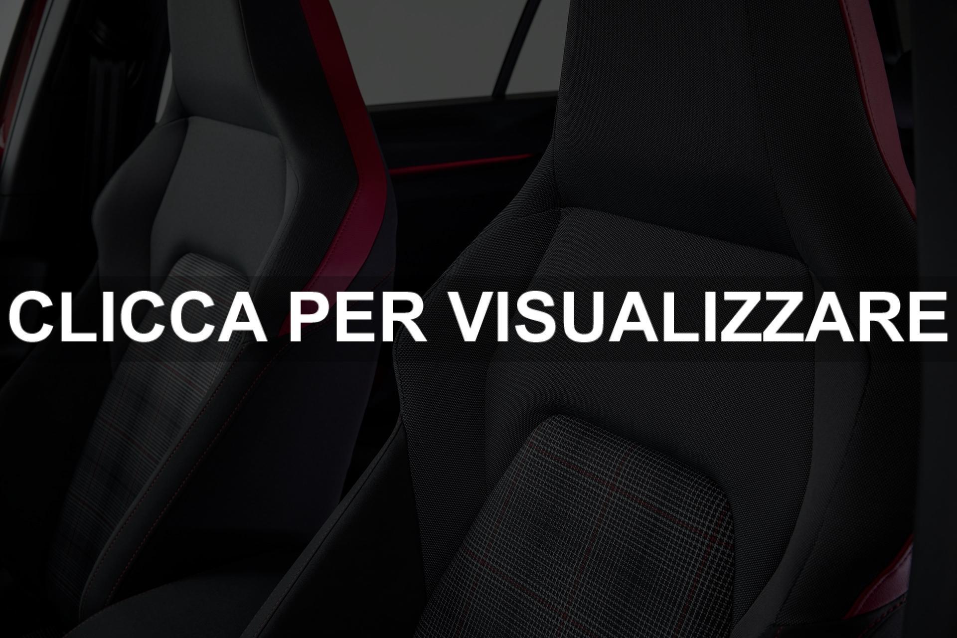 Immagine sedili nuova Volkswagen Golf 8 GTI 2020