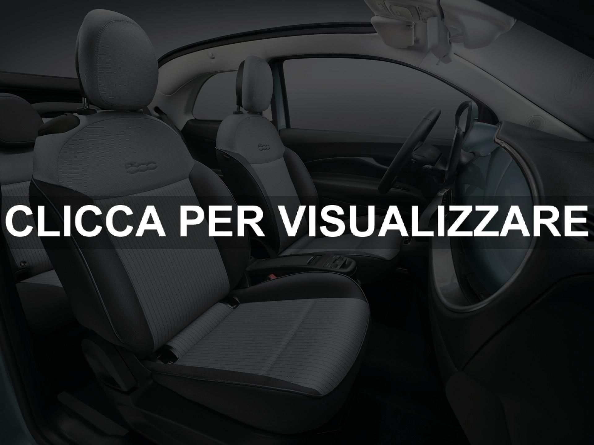 Interni nuova Fiat 500 elettrica 1