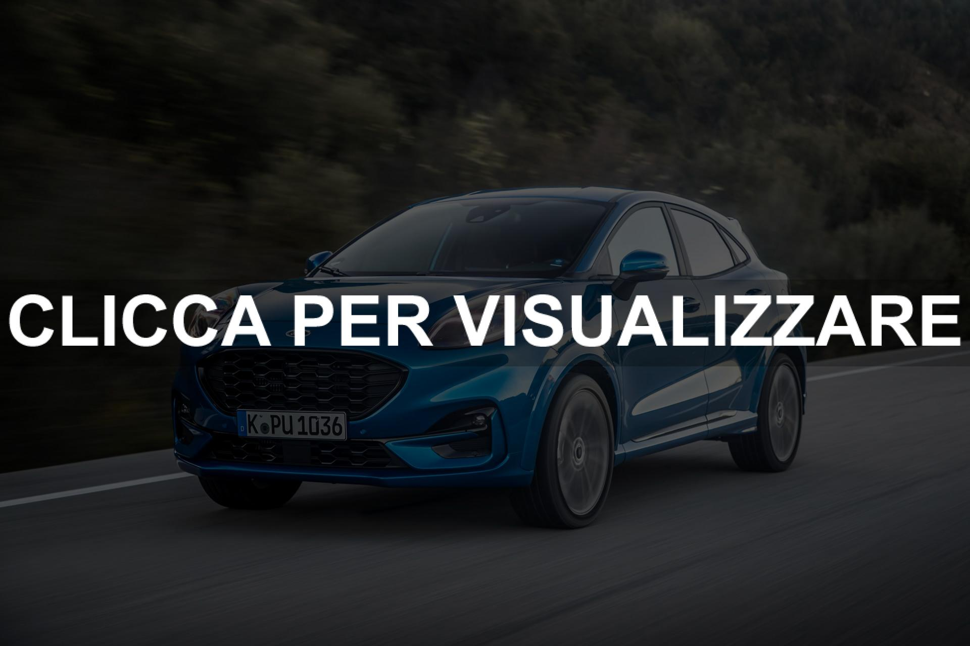 Listino Prezzi Ford Puma
