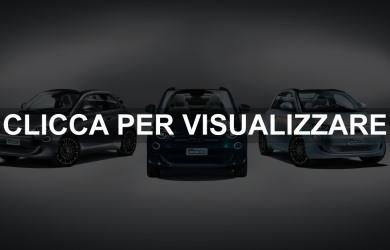 Nuov Fiat 500 elettrica La Prima Prezzo e Autonomia