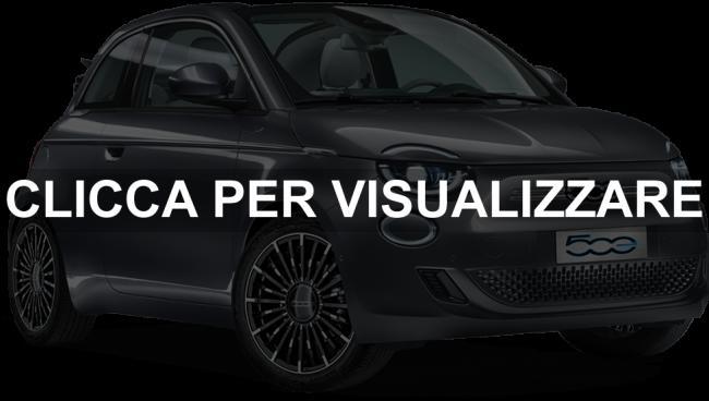 Nuova Fiat 500 elettrica Mineral Grey