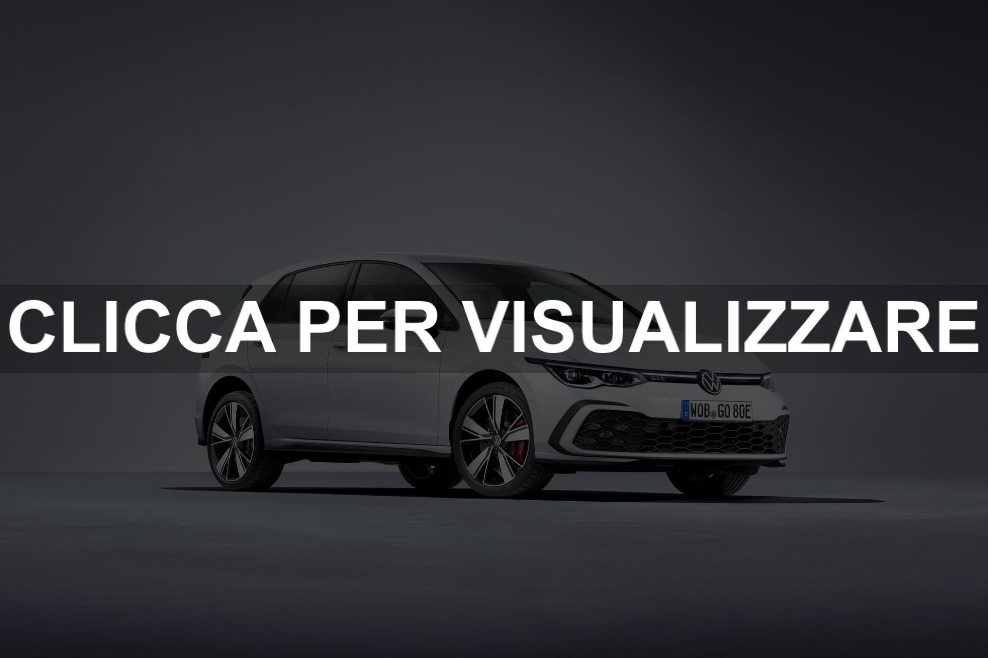 Nuova Volkswagen Golf 8 GTE Ibrida