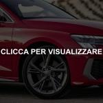 Nuovi cerchi Audi A3 Sportback 2020
