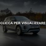 Nuova Range Rover Evoque Ibrida motore prestazioni autonomia e prezzo