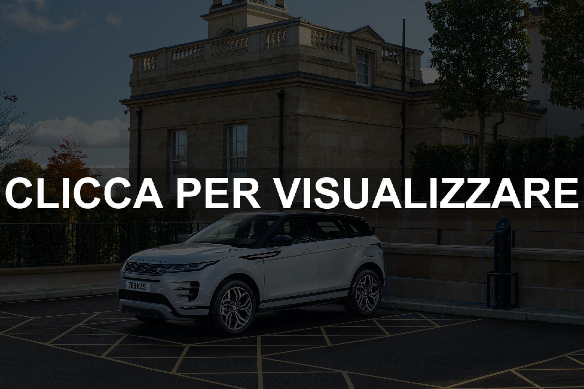 Nuova Range Rover Evoque autonomia e prezzo