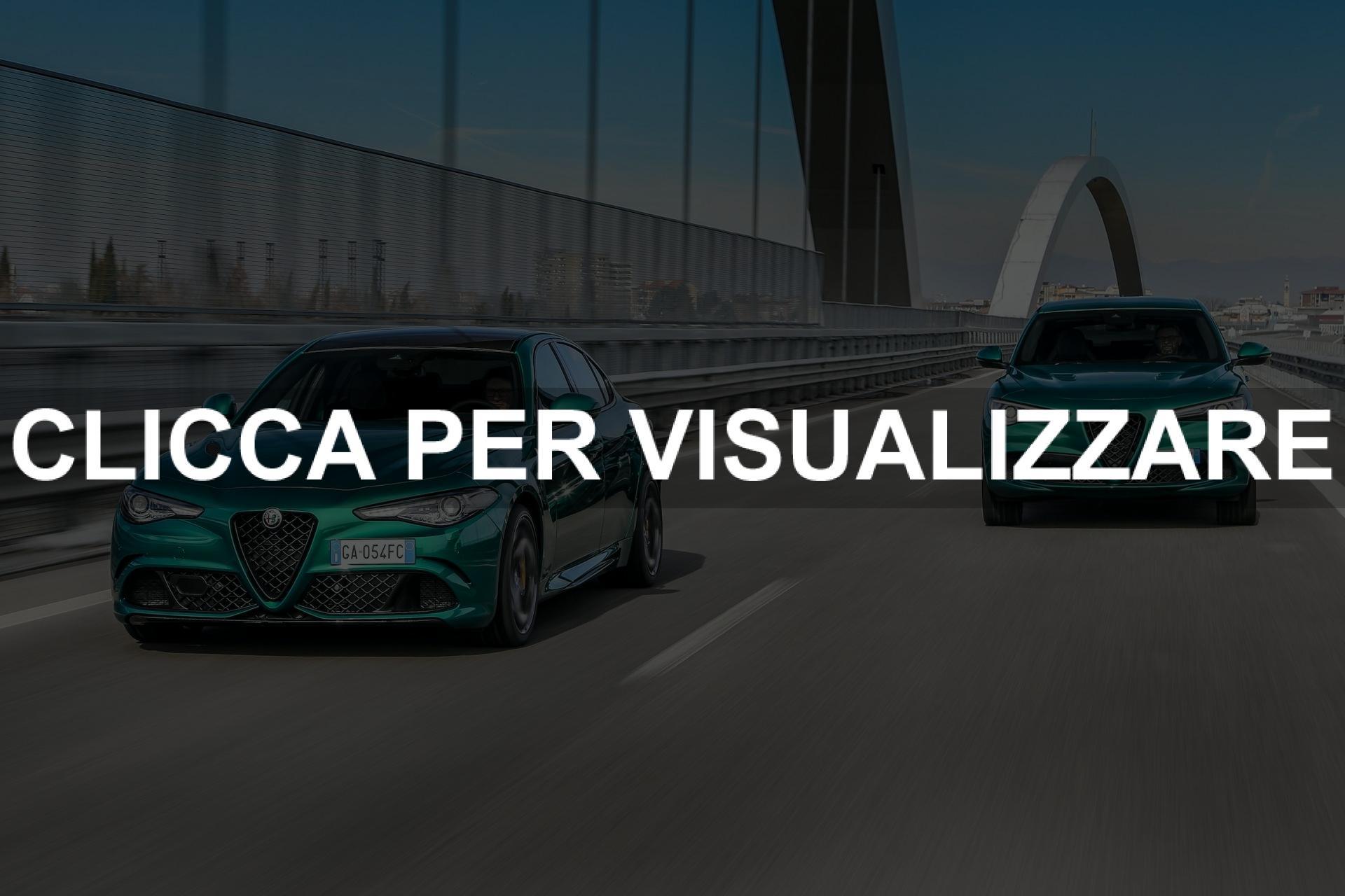 Galleria di foto Alfa Romeo Stelvio e Giulia Quadrifoglio