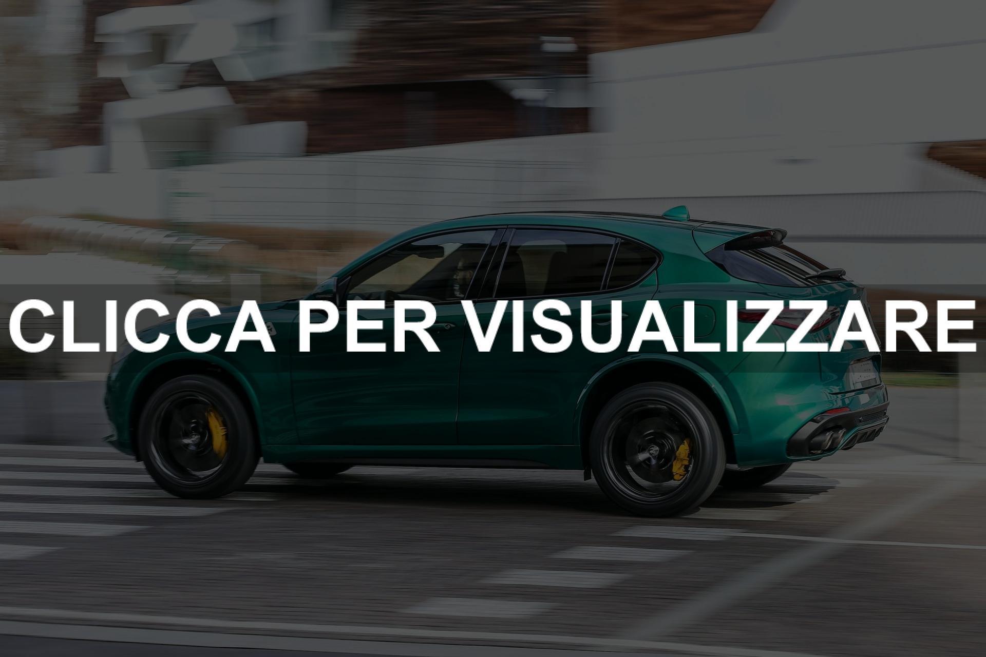 Immagine Fiancata Nuovo Alfa Romeo Stelvio Quadrifoglio 2020