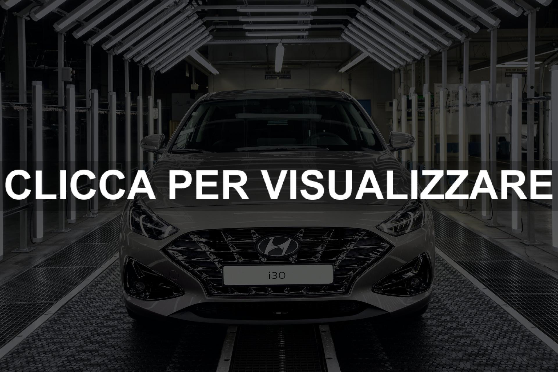Nuova Hyundai i30 2020 mild hybrid