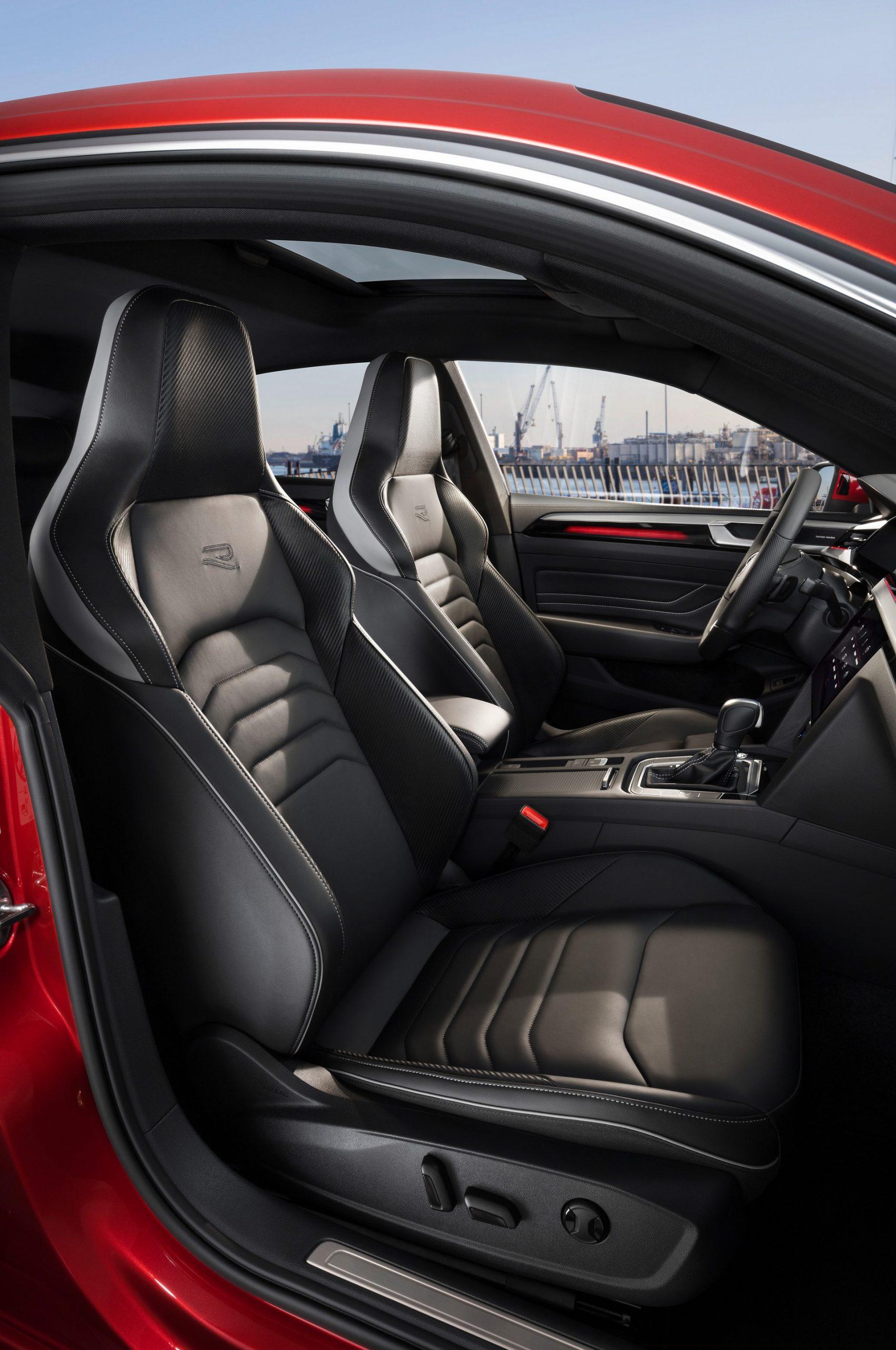 Immagine abitacolo Volkswagen Arteon Restyling 2020