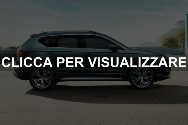 Immagine fiancata nuova Seat Ateca 2020
