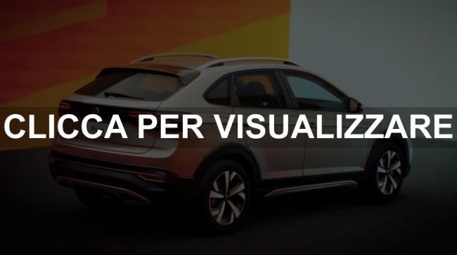 Immagine posteriore Volkswagen Nivus