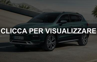 Nuova Seat Ateca 2020 Dimensioni e Motori