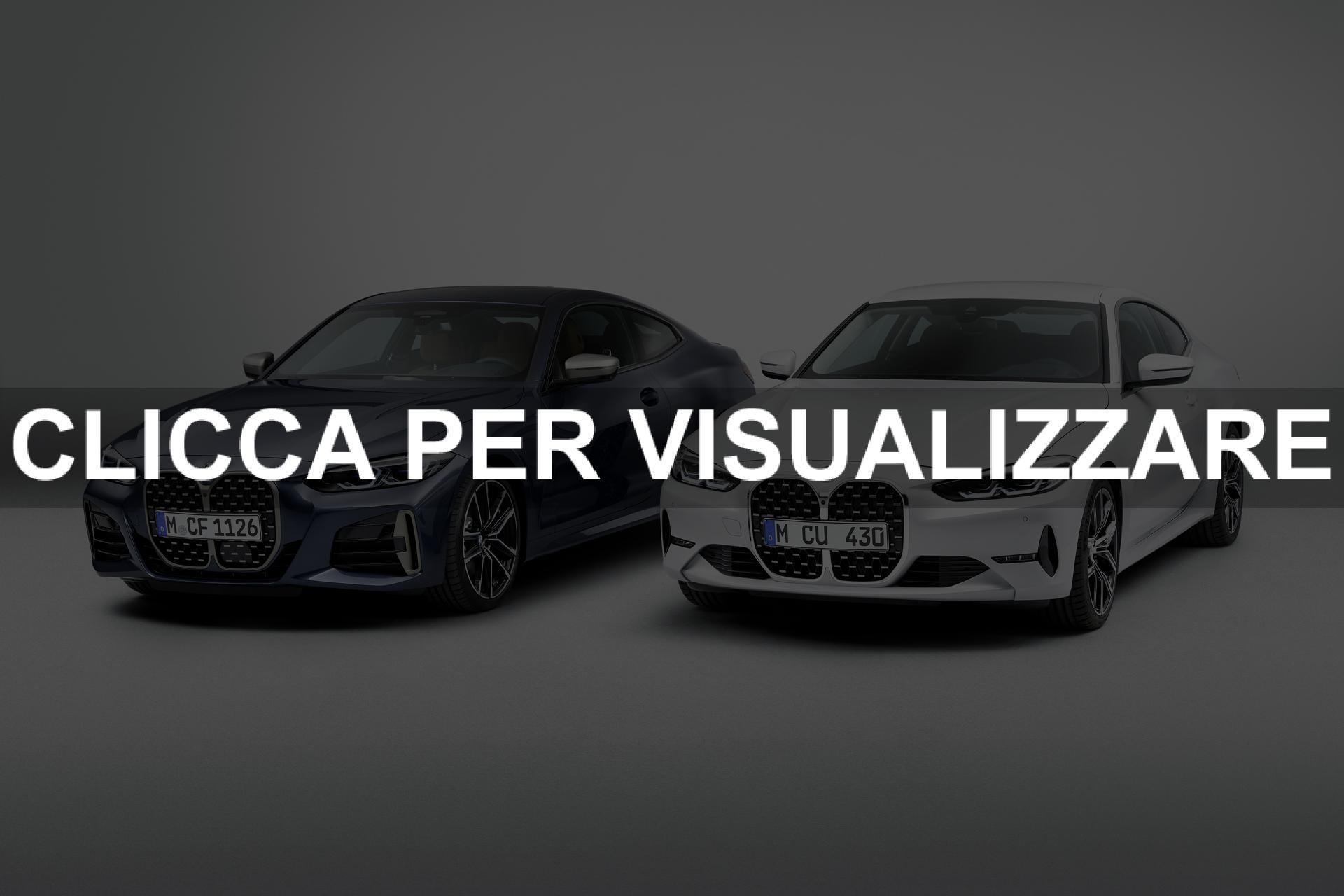 Nuovi colori BMW Serie 4 2020