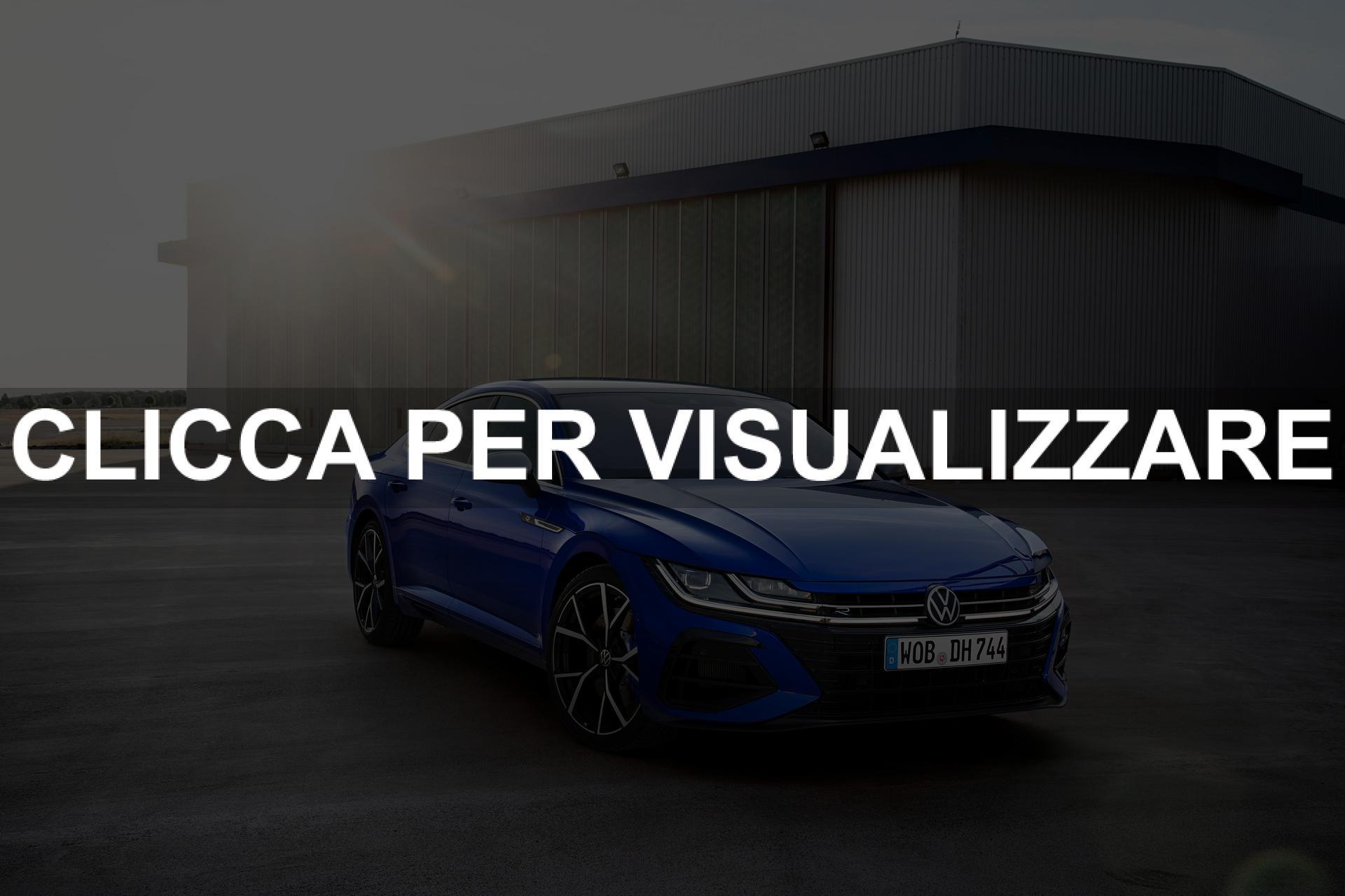 Nuovo VW Arteon R 2020