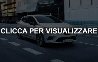 Prezzi nuova Renault Clio Ibrida 2020