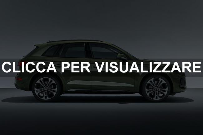 Fiancata nuova Audi Q5 2020