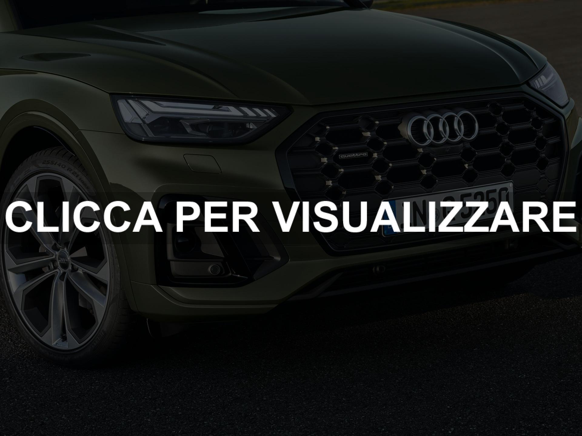 Griglia nuovo Audi Q5 2020