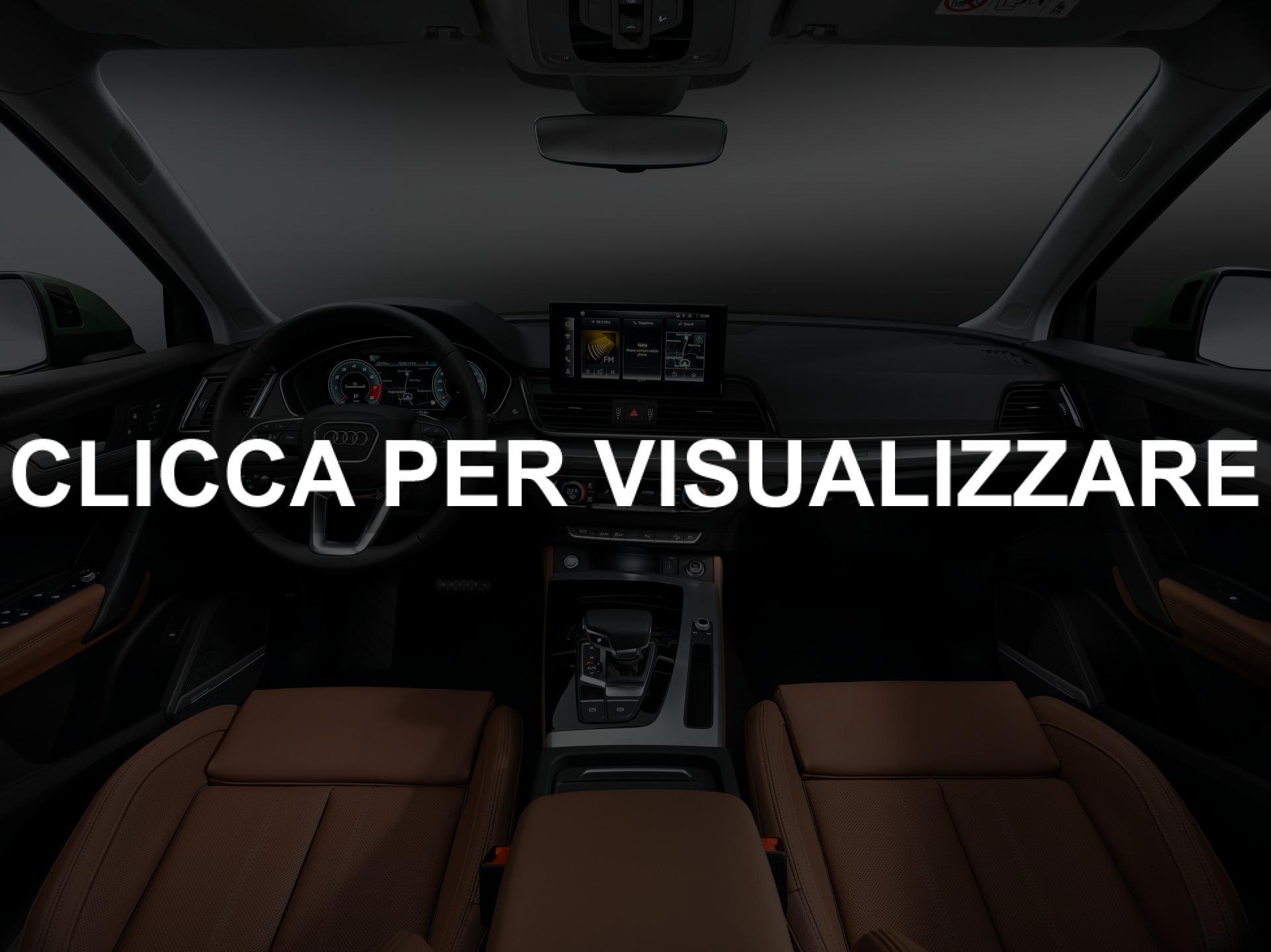 Interni nuova Audi Q5 2020