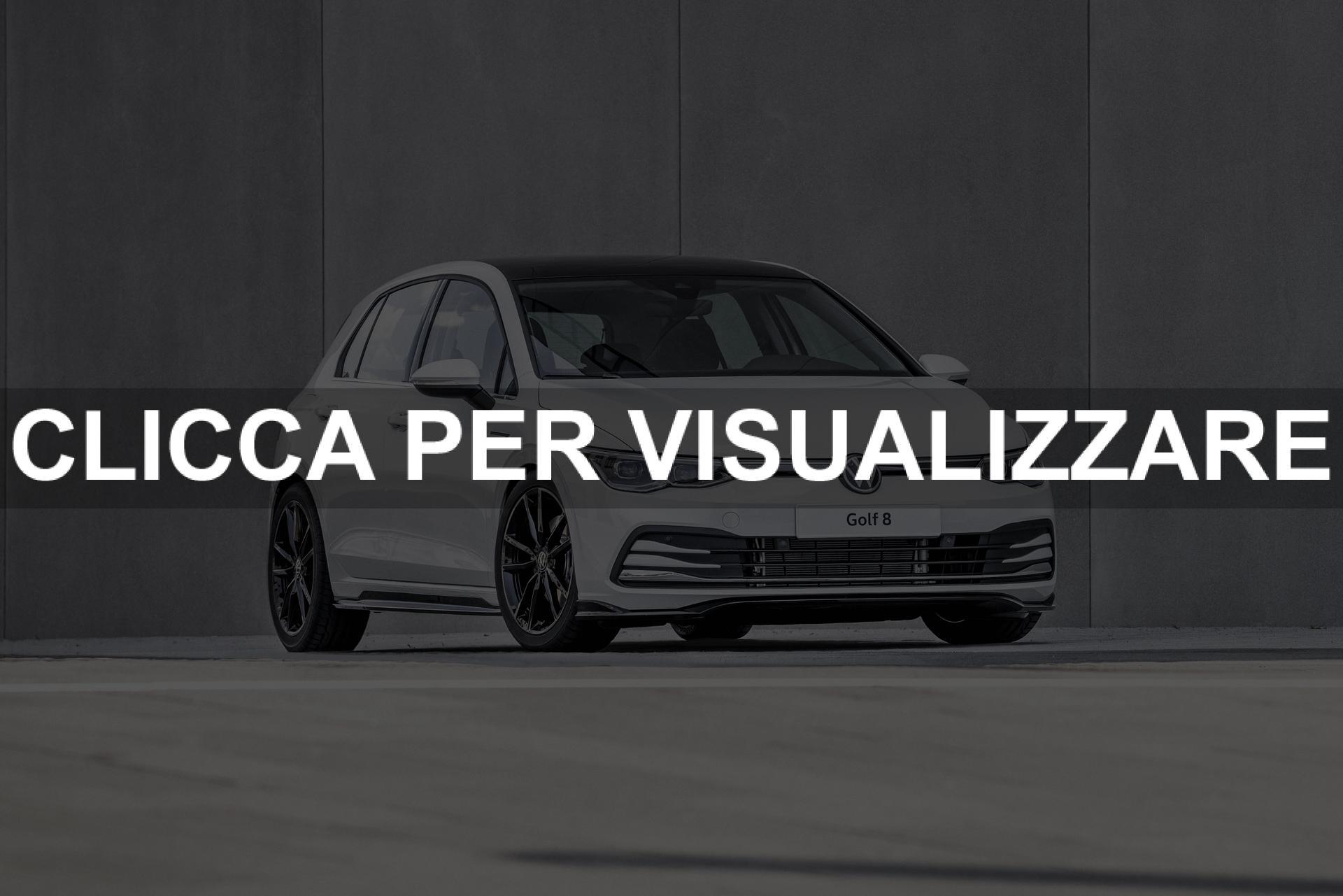 Nuova Volkswagen Golf 8 tuning 2020