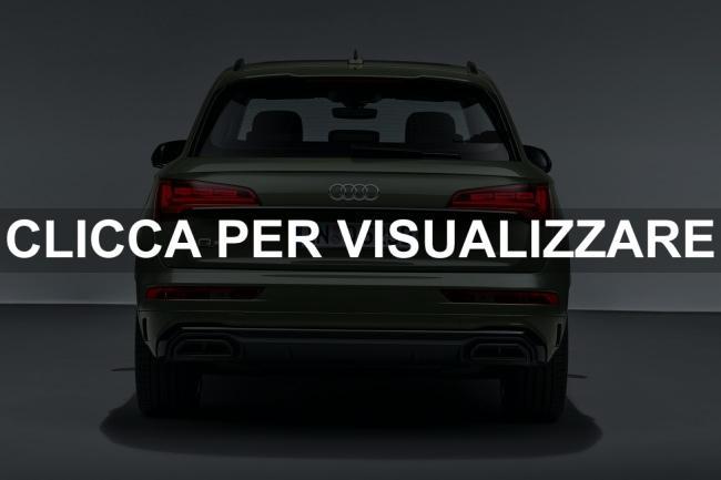 Posteriore nuova Audi Q5 2020