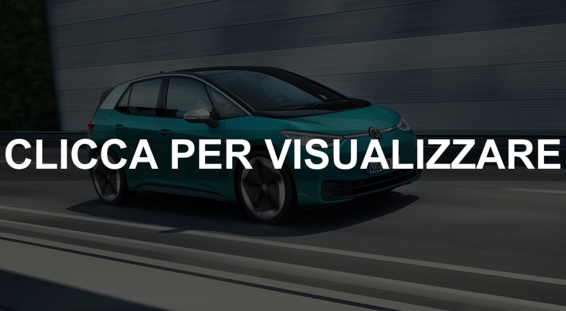 Prezzi Uscita e Allestimenti nuova VW ID 3 2020