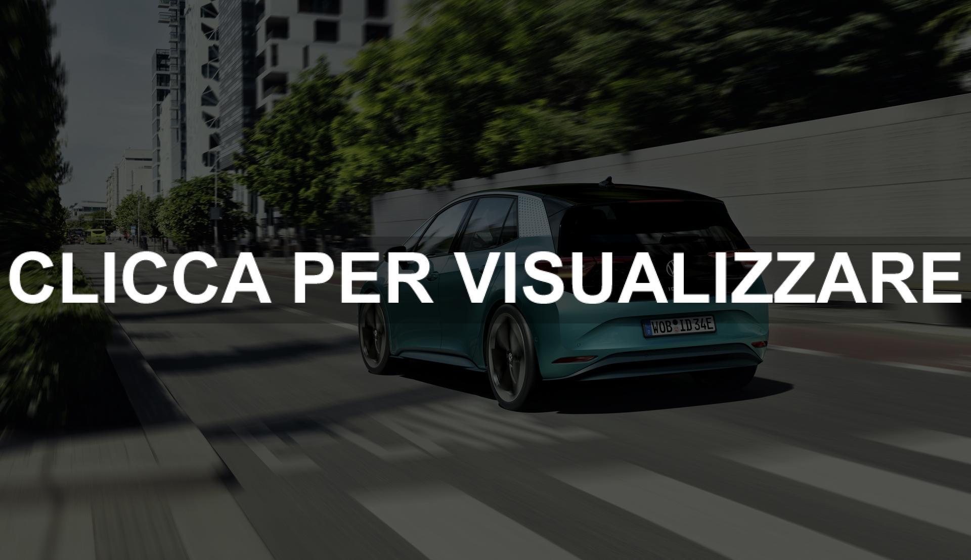Prezzi Uscita e Allestimenti nuova auto elettrica Volkswagen ID 3 2020