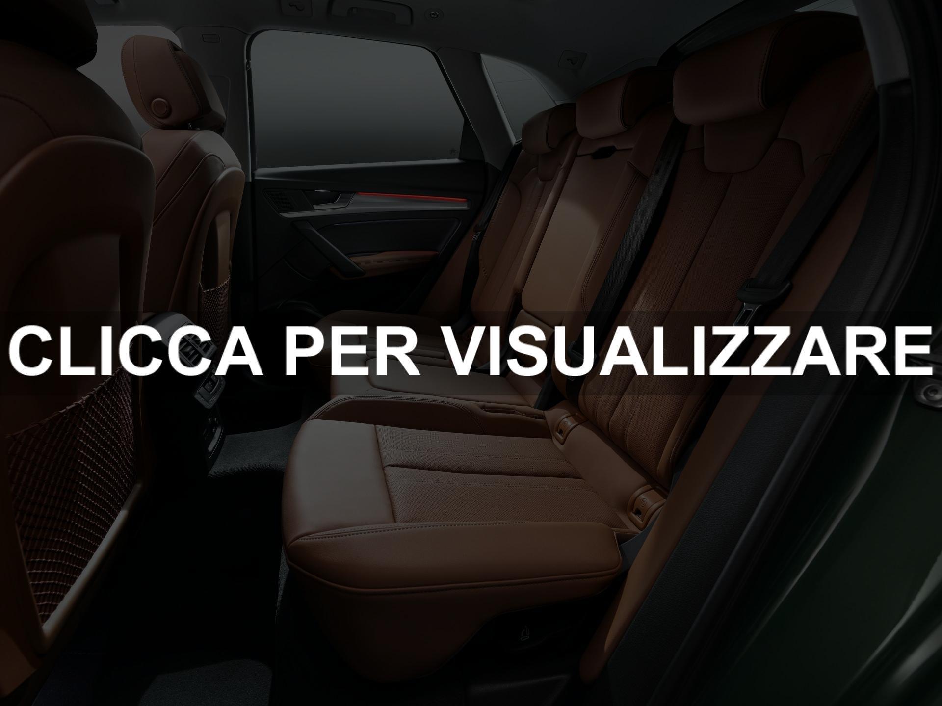 Sedili posteriori nuova Audi Q5 2020