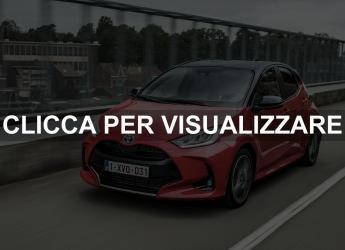 Prezzo nuova Toyota Yaris 2020
