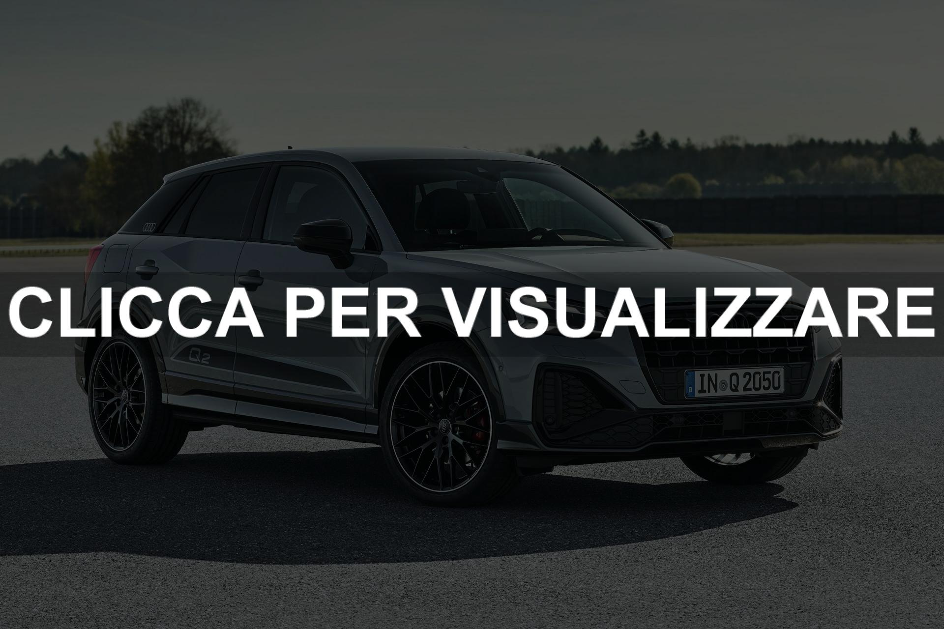 Audi Q2 2020 nuovo restyling