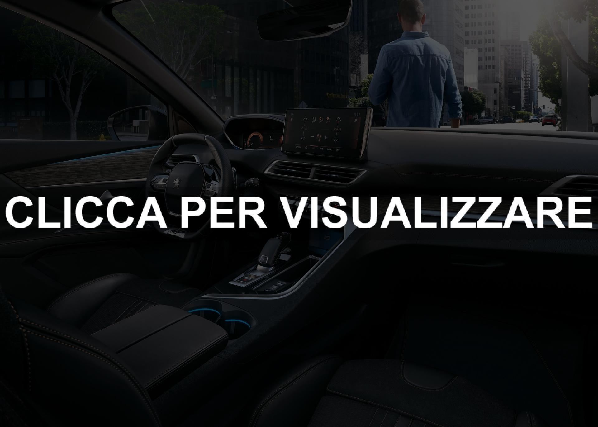 Interni nuovo Peugeot 3008