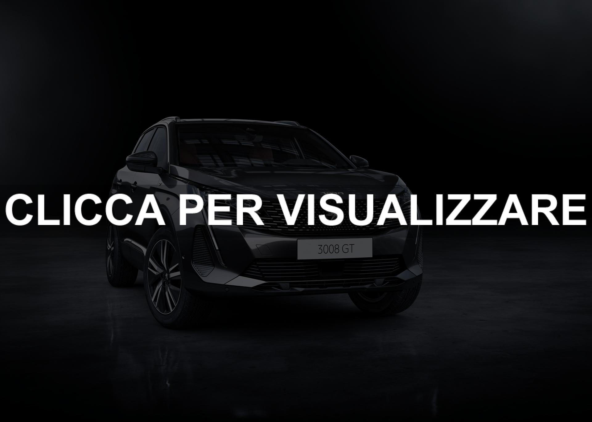 Nuovo suv Peugeot 3008 GT restyling 2021