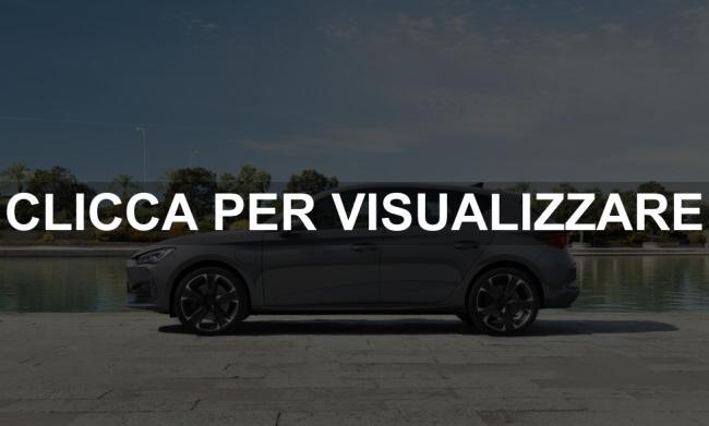 Immagine fiancata nuova Cupra leon 2021