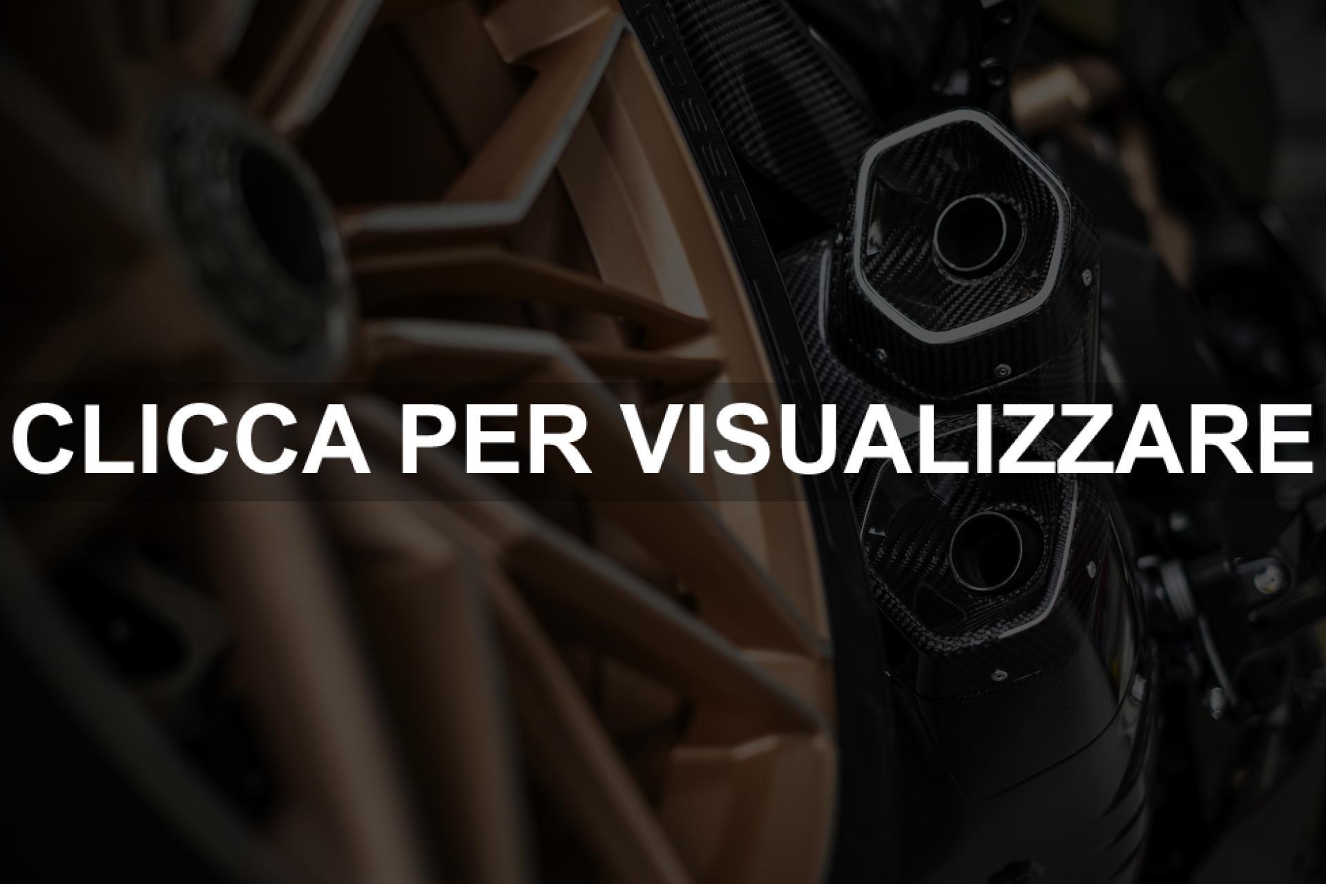 Impianto scarico nuova Ducati Diavel 1260 Lamborghini