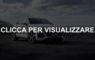 Nuova Audi SQ5 2021 restyling