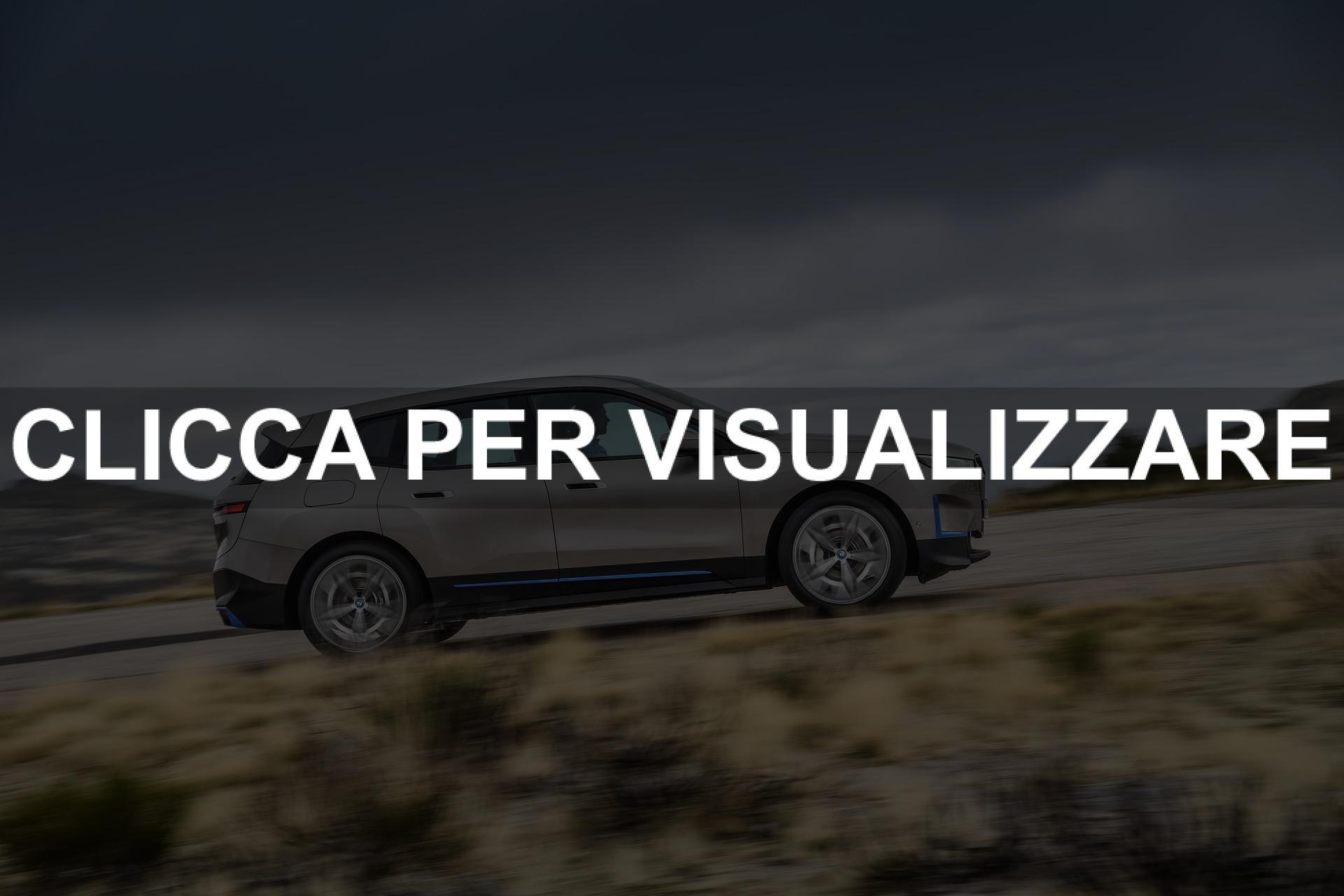 Nuova BMW iX 2021