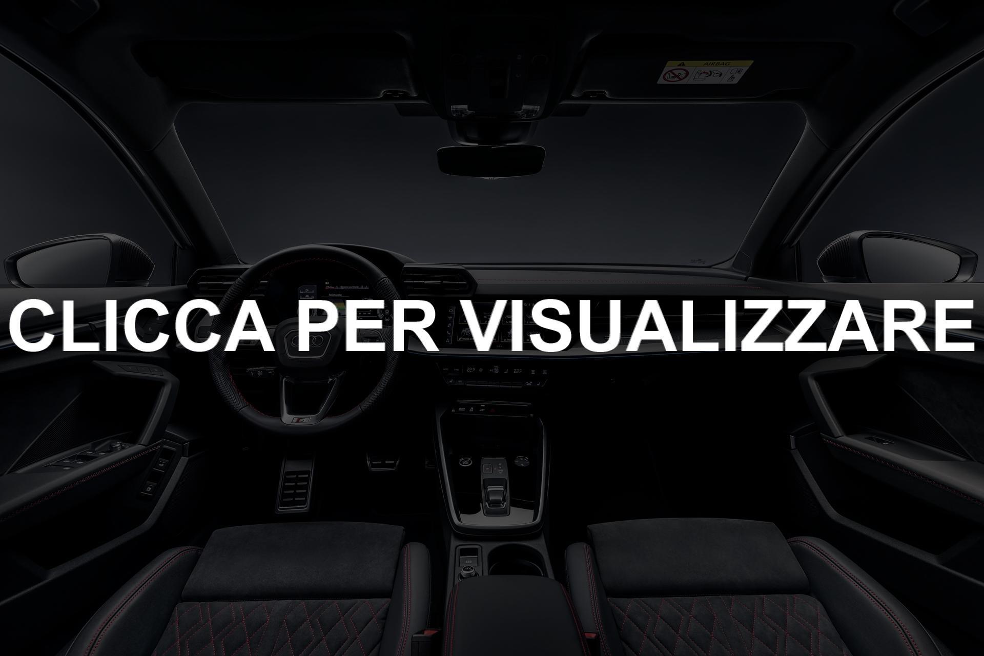 Immagine interni nuova Audi A3 Sportback 45 TFSI Ibrida plug in 2021
