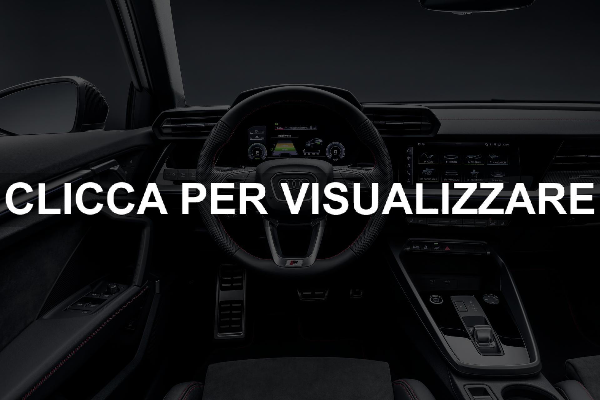 Interni nuova Audi A3 Sportback